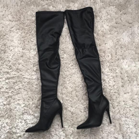0cfdf7ff7de Thigh high boots NWT